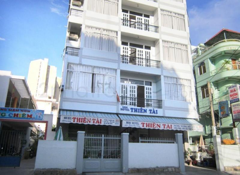 Khách sạn đường Hoàng Hoa Thám Nha Trang | Khách sạn Thiên Tài