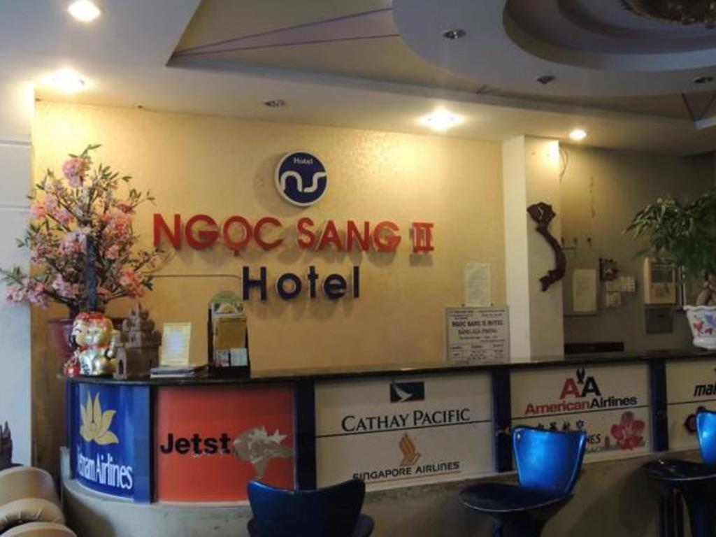 Khách sạn Ngọc Sang, Đường Hoàng Hoa Thám Nha Trang