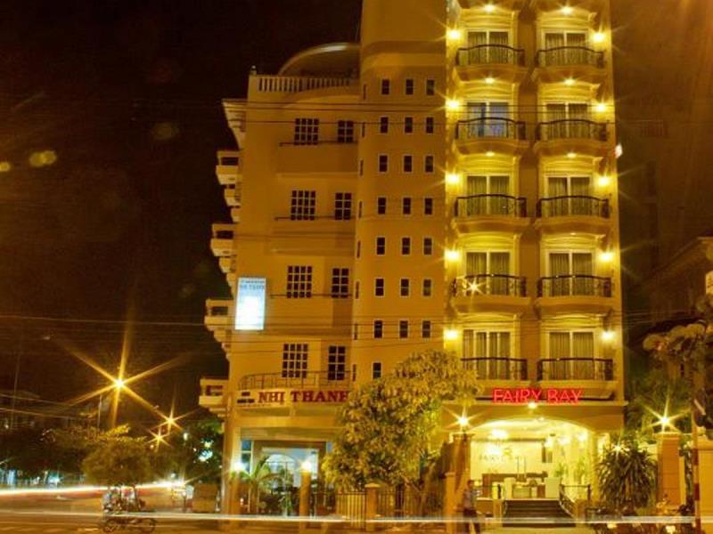 Khách sạn giá rẻ Nha Trang. Khách sạn Fairy Bay Hotel. Đường Phạm Văn Đồng Nha Trang