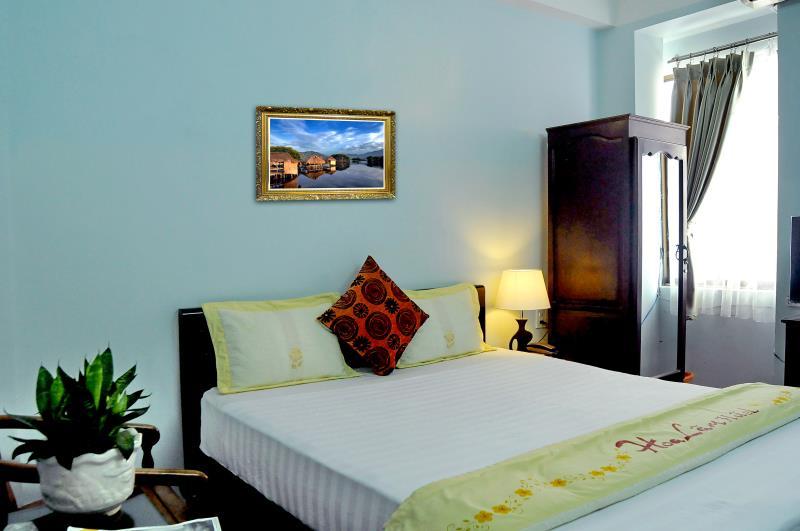 khách sạn Đường Biệt Thự Nha Trang. Khách sạn Hoa Lâm