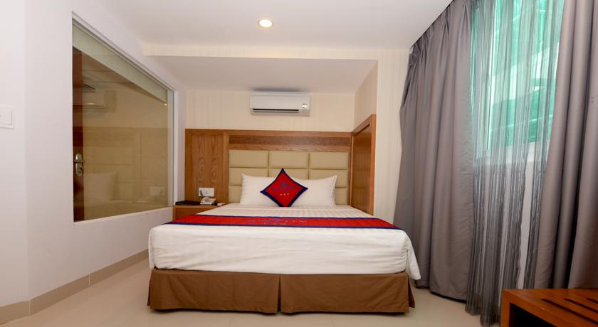 Khách sạn Sun City Nha Trang. Khách sạn Nha Trang gần biển