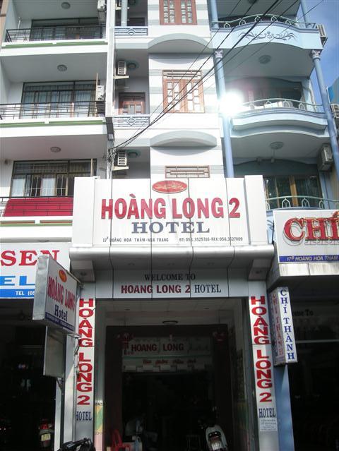 KHÁCH SẠN HOÀNG LONG - Hoàng Hoa Thám Nha Trang