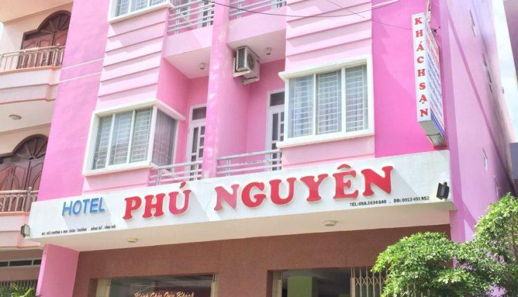 KHÁCH SẠN TẠI NHA TRANG. Khách sạn Phú Nguyên. đường mai xuân thưởng (trần phú b), nha trang