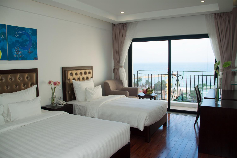 Khách sạn Legend Sea. khách sạn đường biệt thự giá rẻ nha trang