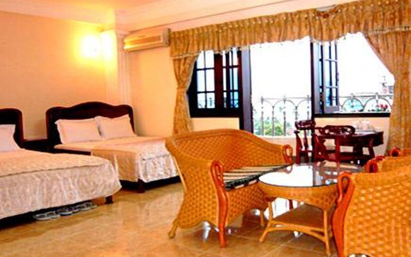 Khách sạn hoàn kim | đường hùng vương nha trang