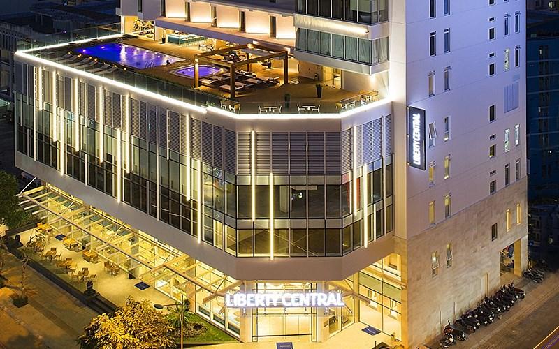 Khách sạn Liberty. khách sạn đường Biệt Thự Nha Trang