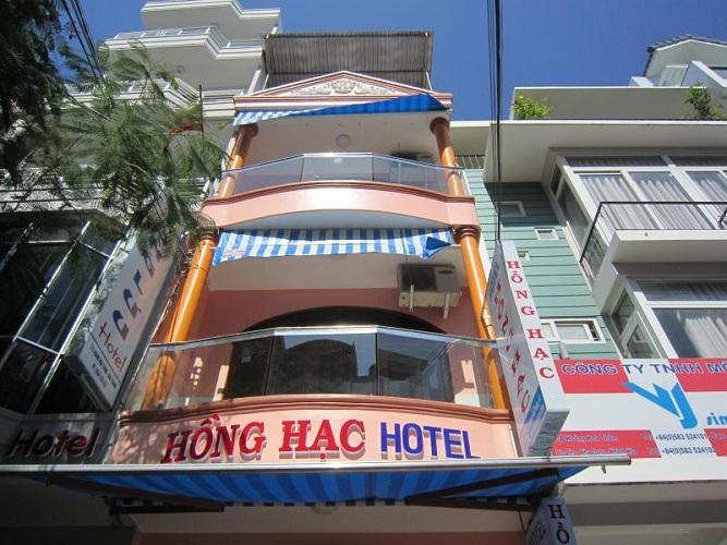 Khách sạn Hồng Hạc - Đường Hoàng Hoa Thám Nha Trang
