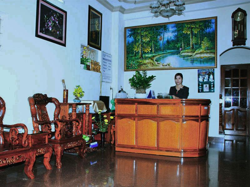 KHÁCH SẠN GIÁ RẺ NHA TRANG. Khách Sạn Thanh Hải - Đường Củ Chi ( Trần Phú B), Nha Trang