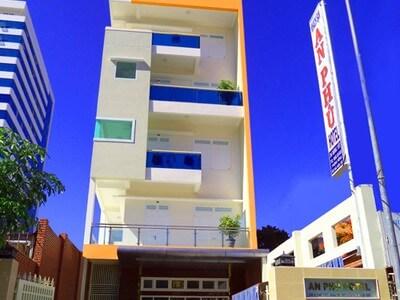 KHÁCH SẠN TẠI NHA TRANG. Khách sạn An Phú. Đường Đặng Tất ( Trần Phú B), Nha Trang