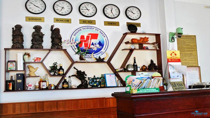 Khách sạn Nhị Thanh. KHÁCH SẠN NHA TRANG GẦN BIỂN