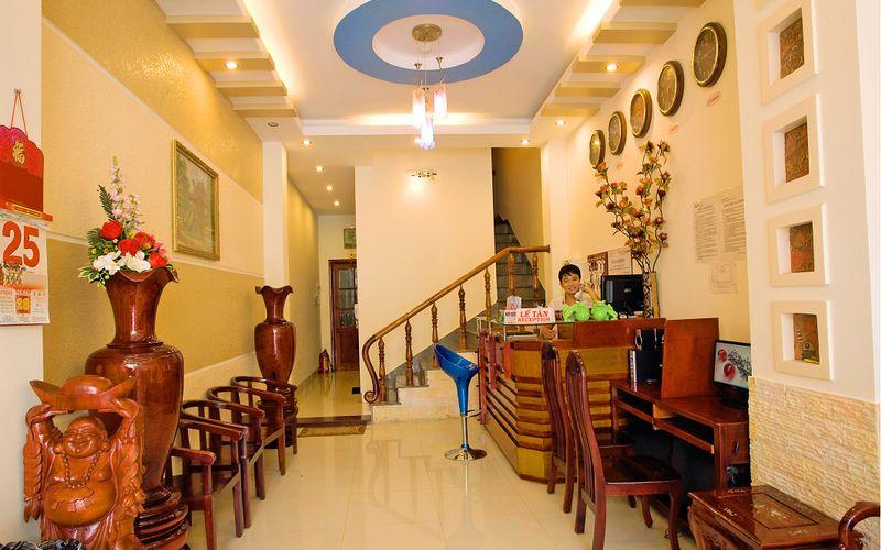 Khách sạn rosy | khách sạn đường hùng vương nha trang