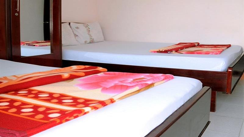 Khách sạn ở Nha Trang. Khách sạn Bông Sen. Đường Hoàng Hoa Thám Nha Trang