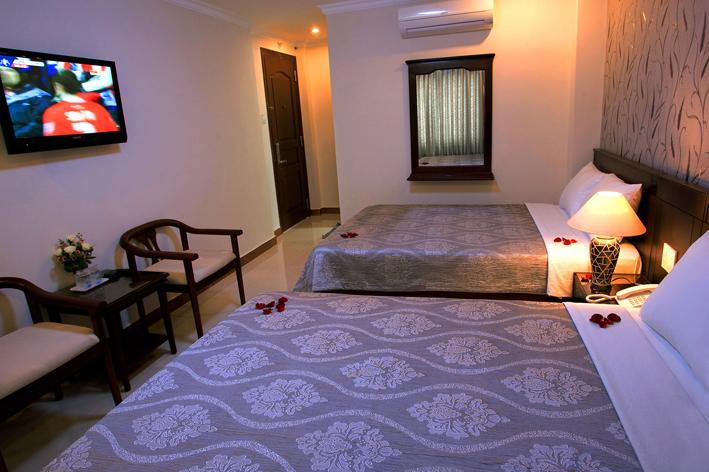 Khách sạn Nice Swan hotel | khach san Nha Trang