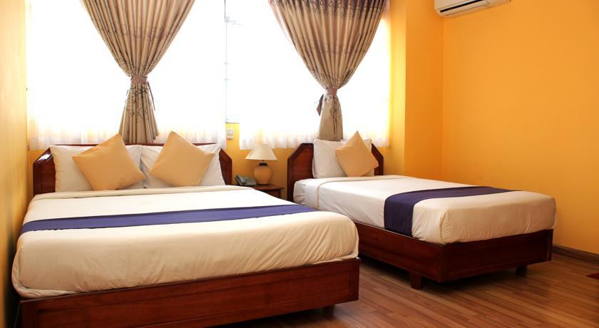 Khách sạn Indochine | khách sạn đường hùng vương nha trang