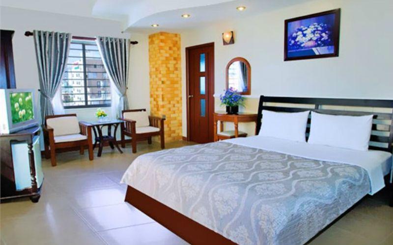 Khách sạn nice   hotel in nha trang