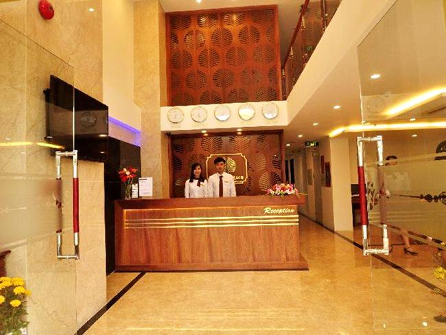 khách sạn golden beach. hotel in nha trang