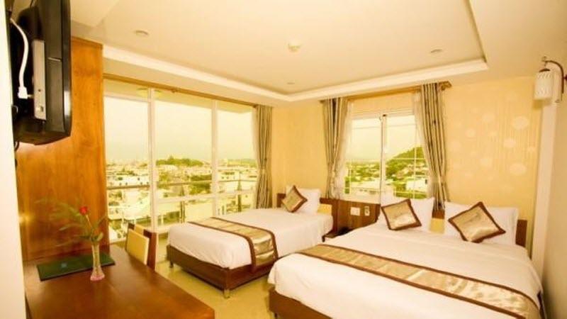 khách sạn ruby. khách sạn trần phú nha trang
