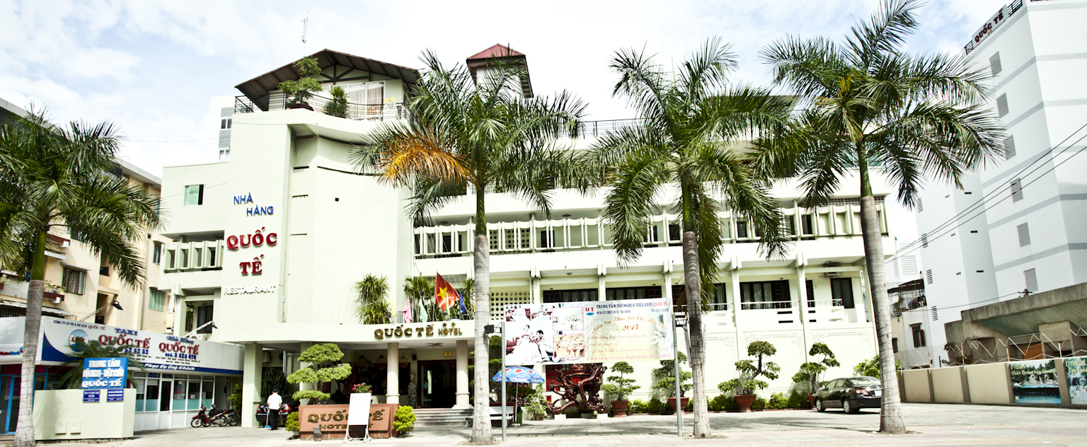 Khách sạn quốc tế | khách sạn 3 sao nha trang