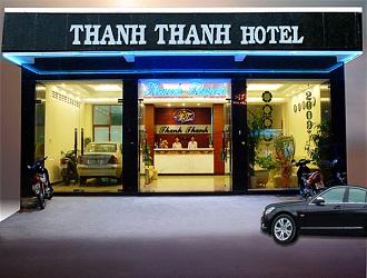 khách sạn thanh thanh. khách sạn đường trần phú nha trang