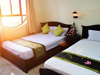 khách sạn như ý cát tường   khách sạn đường trần phú, nha trang