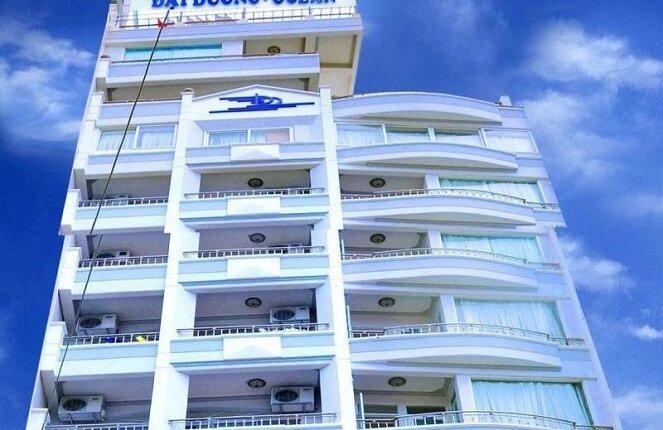 khách sạn đại dương. đường tuệ tĩnh nha trang