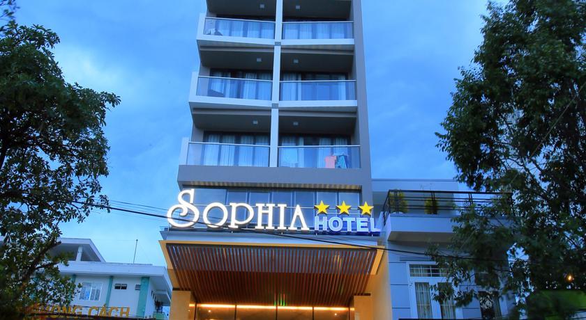 khách sạn sophia