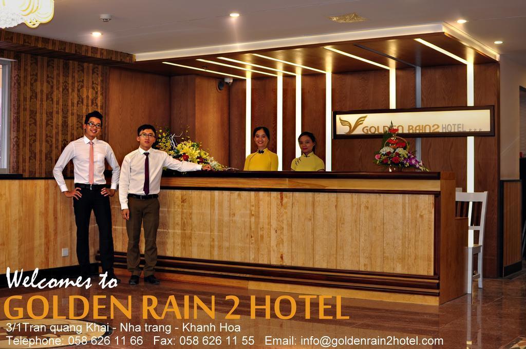 Golden rain 2