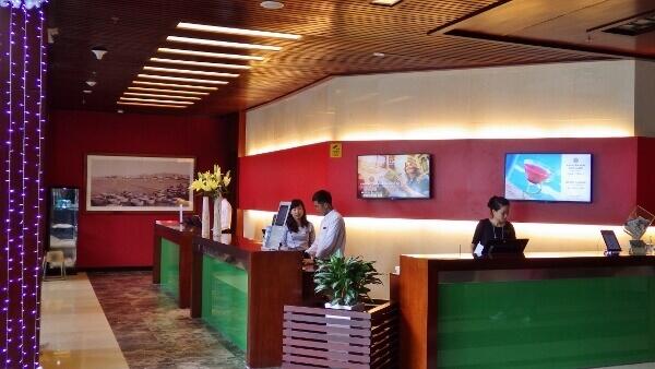 khách sạn novotel. khách sạn 3 sao đường trần phú