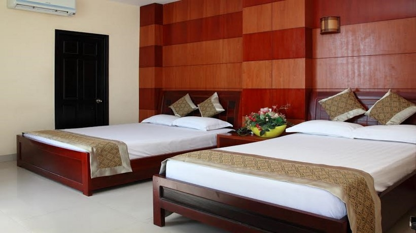 hotel monaco. khách sạn ở nha trang