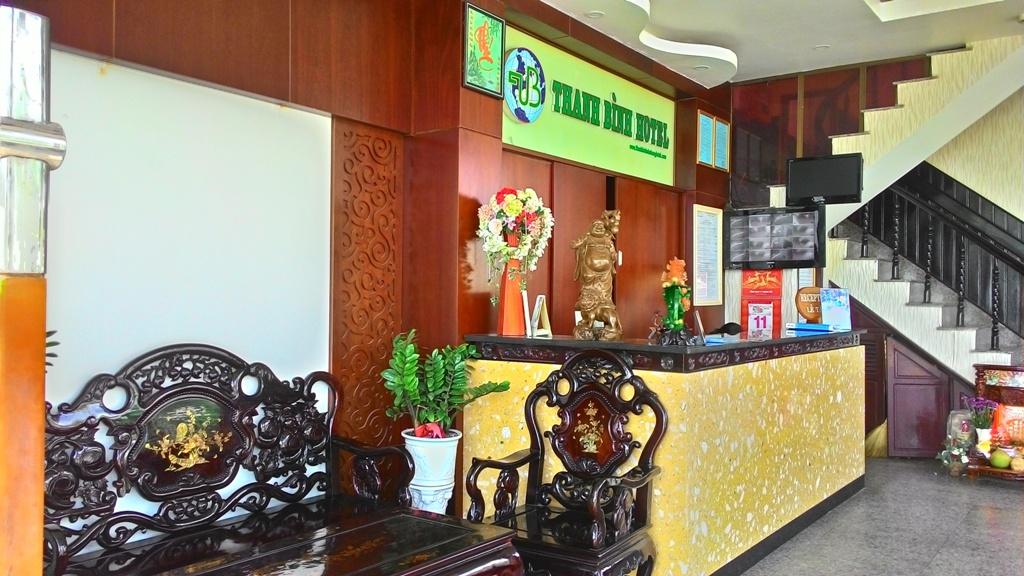 Khách Sạn Thanh Bình Nha Trang