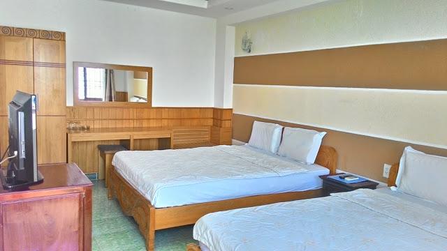khách sạn thanh bình. đường trần phú nha trang