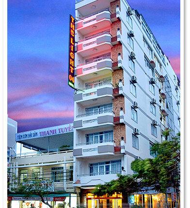 khách sạn the light 4. khách sạn nha trang gần biển