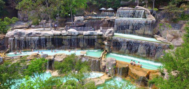 Tắm bùn I-RESORT Nha Trang