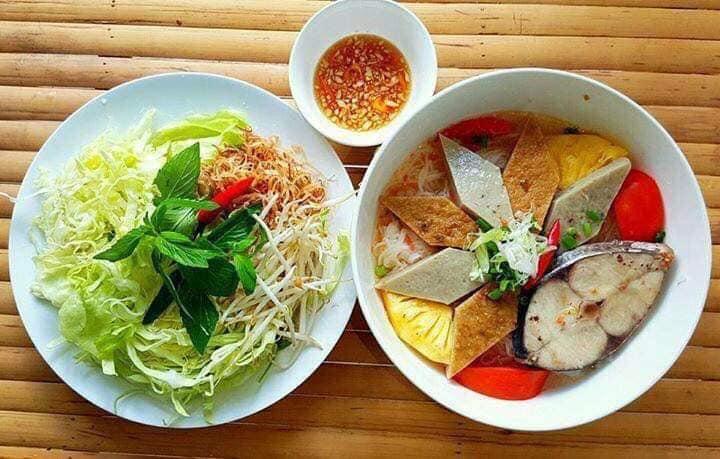 """Bún Chả Cá Nha Trang """"Tại Sao Ngon""""? - NhaTranghottour. 0964.171.621"""