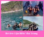 review lặn biển nha trang