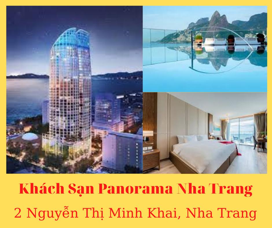 khách sạn panorama nha trang
