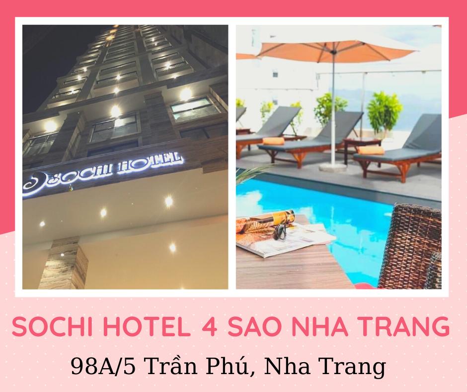 khách sạn sochi 4 sao nha trang