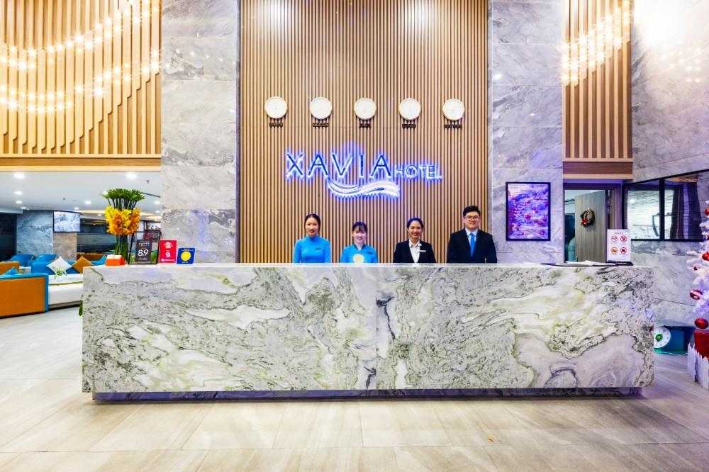 Khách sạn Xavia Nha Trang Review khách sạn Xavia Nha Trang